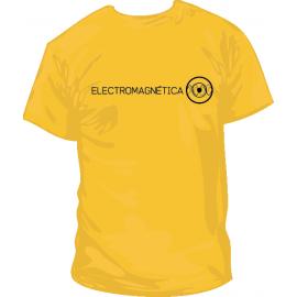 Camiseta Electromagnetica
