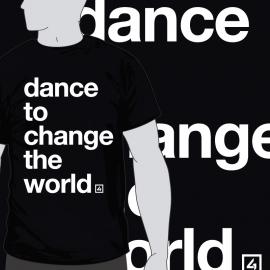Camiseta Dance to change the world