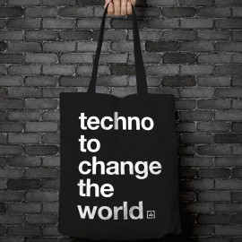Bolso Techno to Change the World