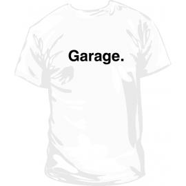 Camiseta Garage