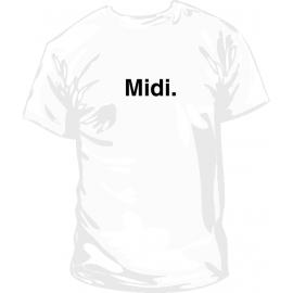 Camiseta Midi