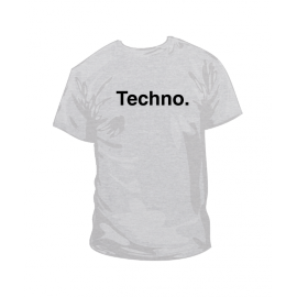 Camiseta Techno