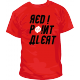 Camiseta Red Point Alert