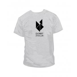 Camiseta Zykler Logo Negro