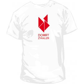 Camiseta Zykler Logo Rojo