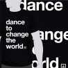 Camiseta Dance to change the world