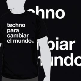 Techno para cambiar el mundo