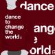 Sudadera Dance Chage the World