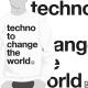 Sudadera Techno to change the world
