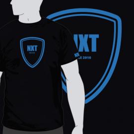 Camiseta NXT Modelo 1