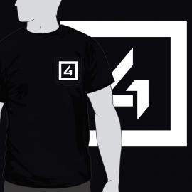 Camiseta Geometrika Bolsillo