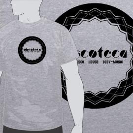 Camiseta Discoteca