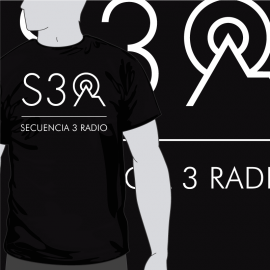 Camiseta Secuencia Radio 3 Modelo 1