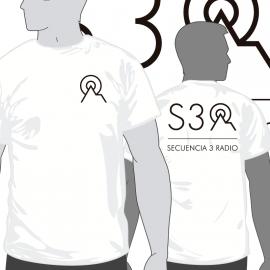 Camiseta Secuencia Radio 3 Modelo 2