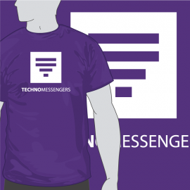Camiseta TechnoMessengers