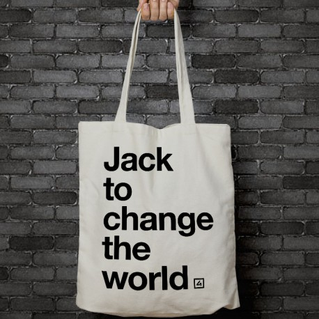 Bolsa Jack to Change the World