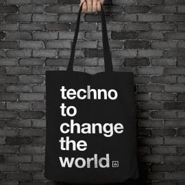 Bolso Techno to Change the World