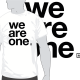 Camiseta We Are One
