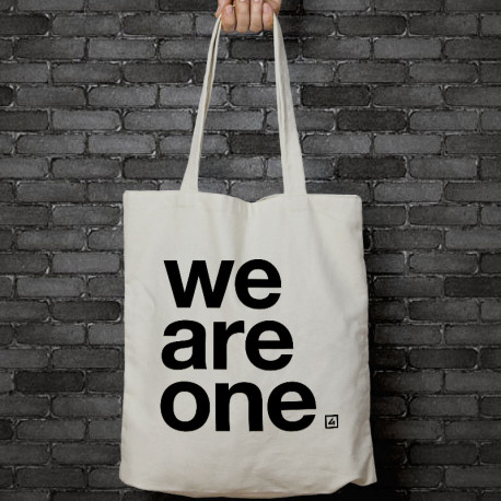 Bolso We Are One