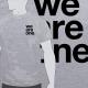 Camiseta We are One Escudo