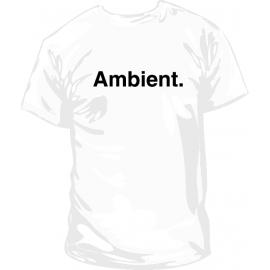 Camiseta Ambient